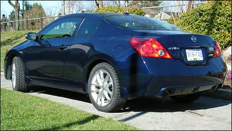96 The Best 2010 Nissan Altima Coupe Spy Shoot