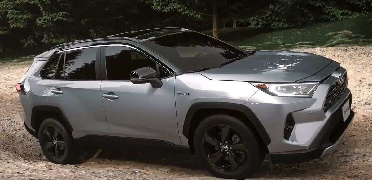 96 The Toyota Rav4 2020 Release Date Images