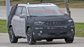 97 All New 2020 Jeep Wagoneer And Grand Wagoneer Redesign