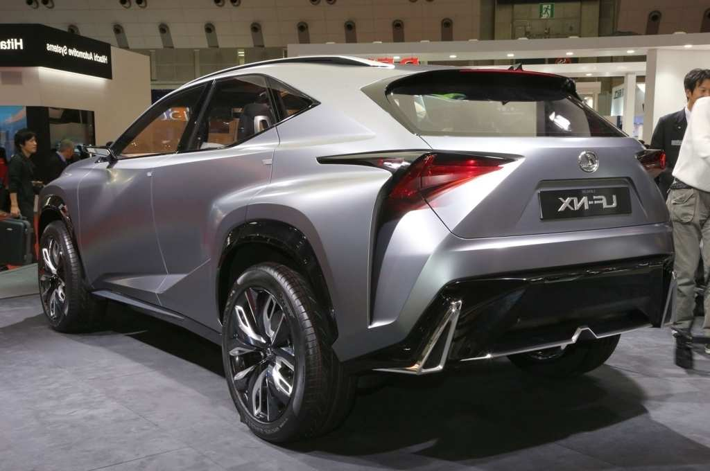 97 All New Lexus Nx 2020 Redesign New Model And Performance