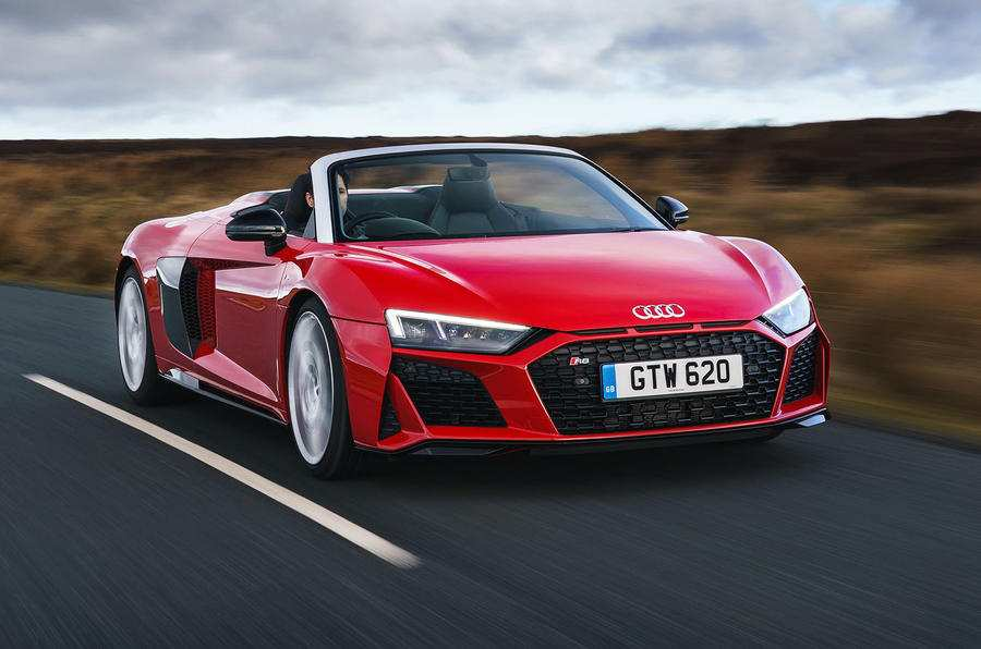 97 All New The R8 Audi 2019 Review And Price Concept