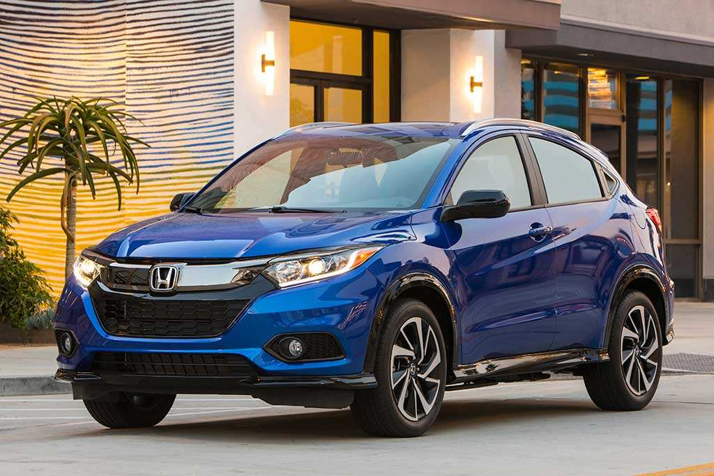 97 Best 2019 Honda Hr V Review And Release Date