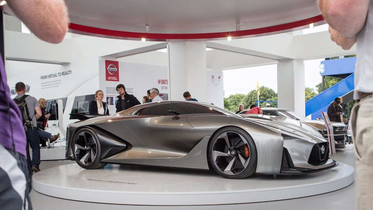 97 New Nissan Concept 2020 Interior Rumors