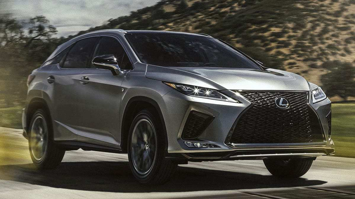 97 The Best 2020 Lexus Rx Release Date Price And Release Date