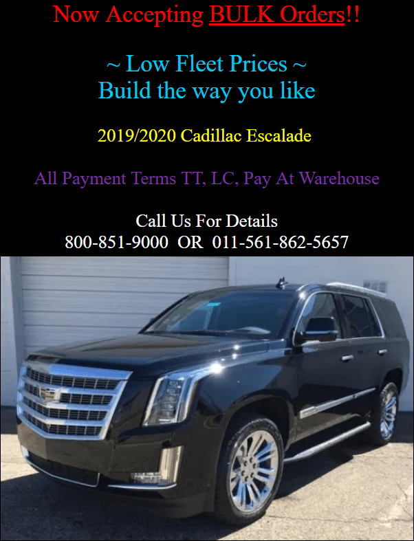 97 The Best Build 2020 Cadillac Escalade New Concept