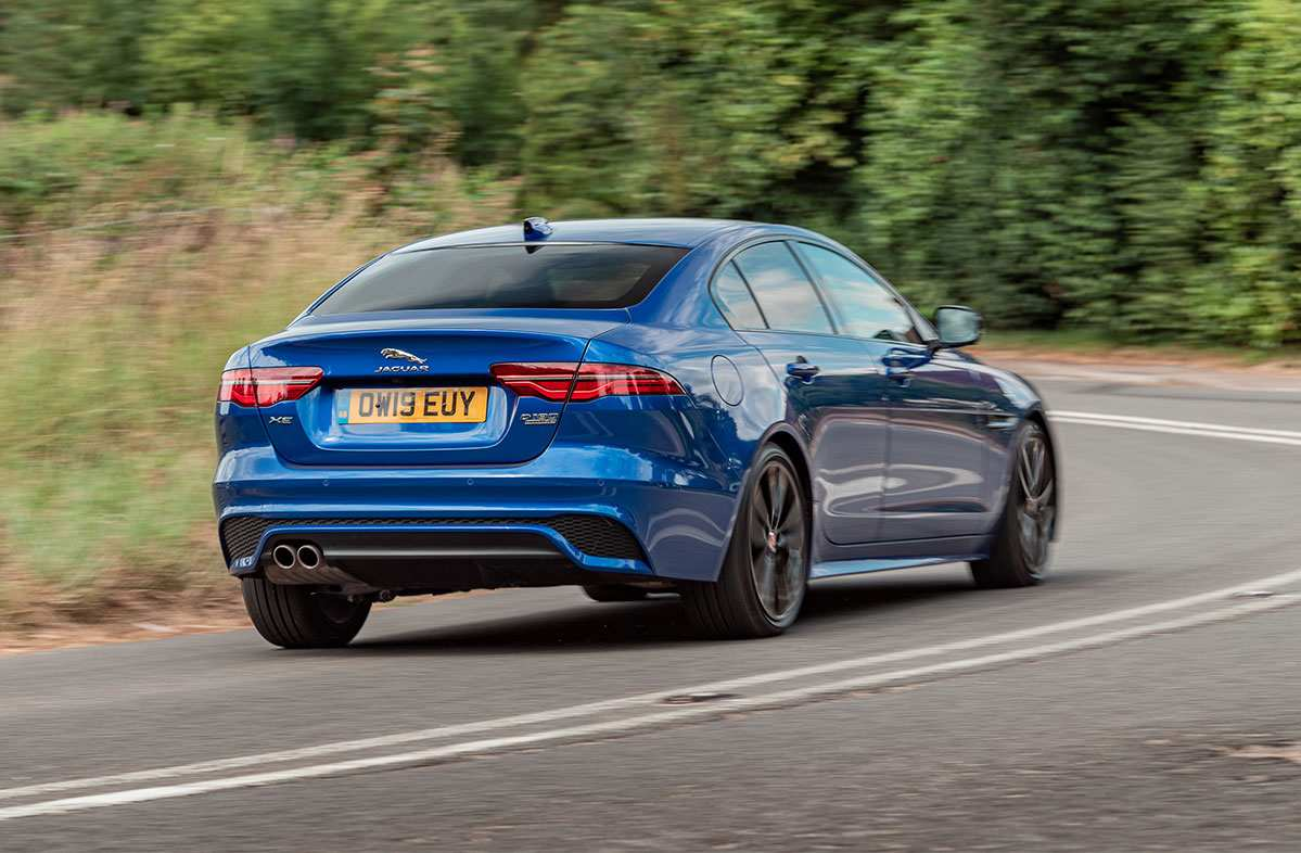 97 The Jaguar Xe 2020 Uk New Review