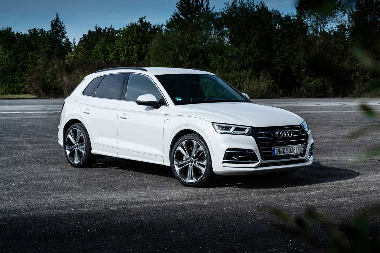 97 The Release Date Of 2020 Audi Q5 Spy Shoot