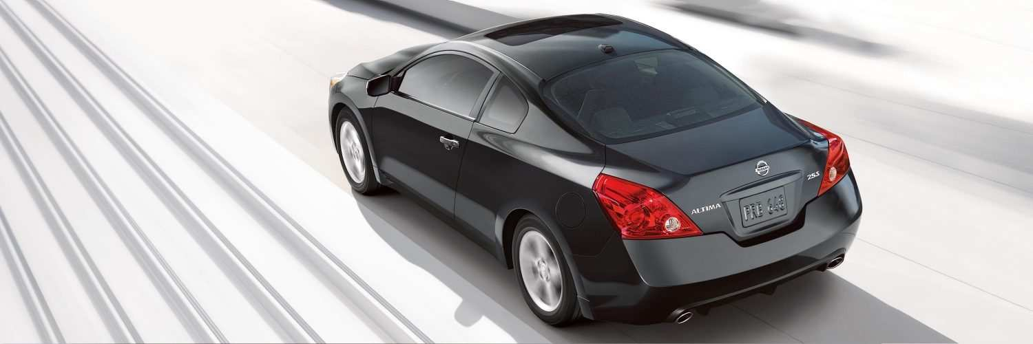 98 A 2013 Nissan Altima Coupe History