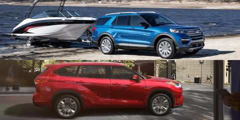 98 A 2020 Ford Explorer Hybrid Mpg Redesign