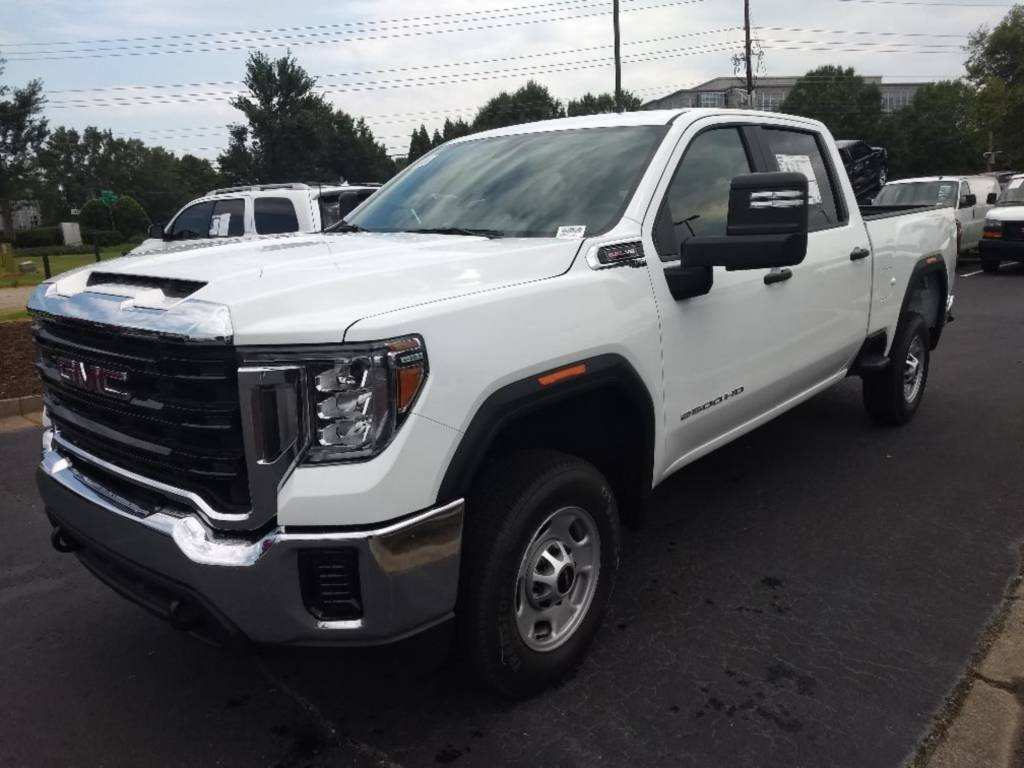 98 A 2020 Gmc 2500 For Sale Engine