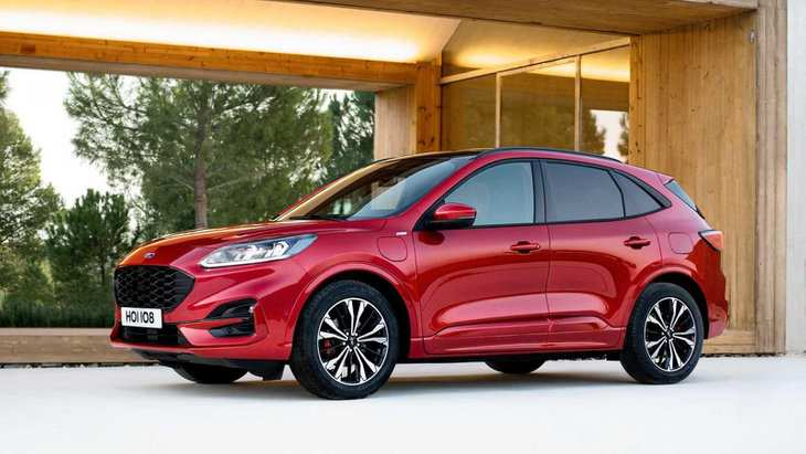 98 A Best Ford Kuga 2019 Review And Release Date Specs