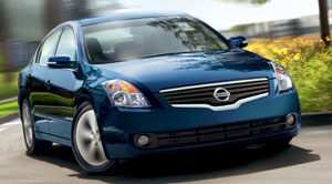 98 All New 2009 Nissan Altima Redesign