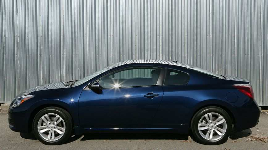 98 All New 2010 Nissan Altima Coupe Review And Release Date