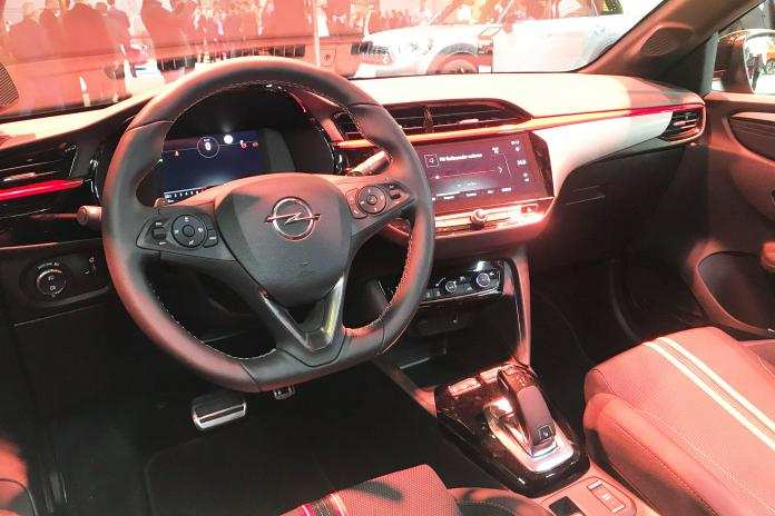 98 All New Opel Corsa 2020 Interior Photos