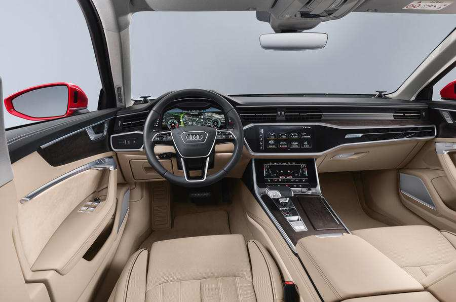 98 The Review Audi 2019 A6 New Interior Pricing