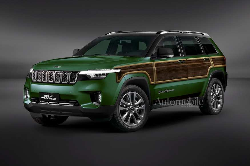 99 All New 2020 Jeep Wagoneer And Grand Wagoneer Performance