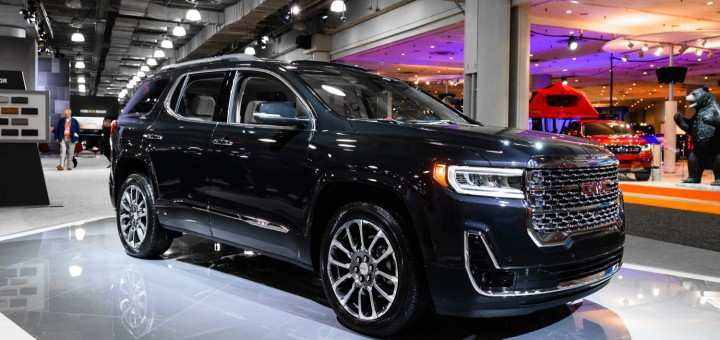 99 The Gmc Acadia 2020 Vs 2019 Release