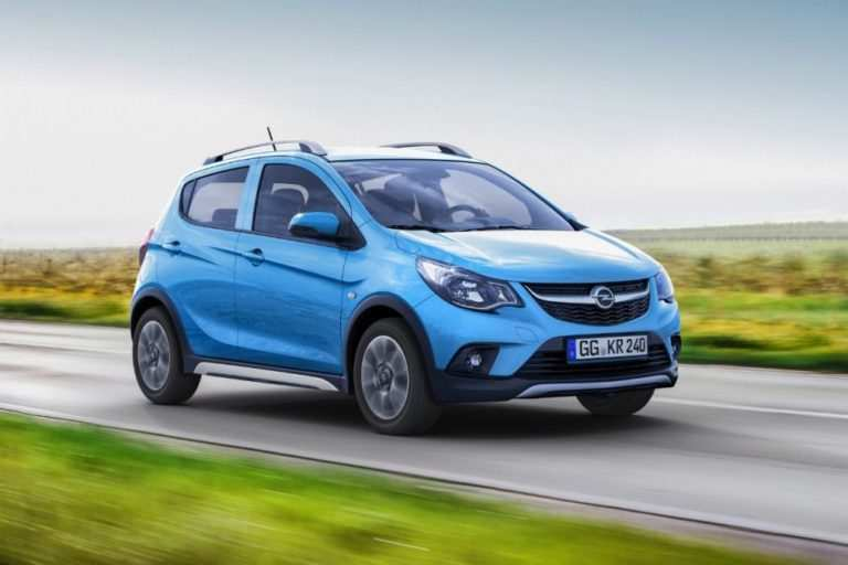 99 The Nouvelle Opel Karl 2020 Exterior And Interior