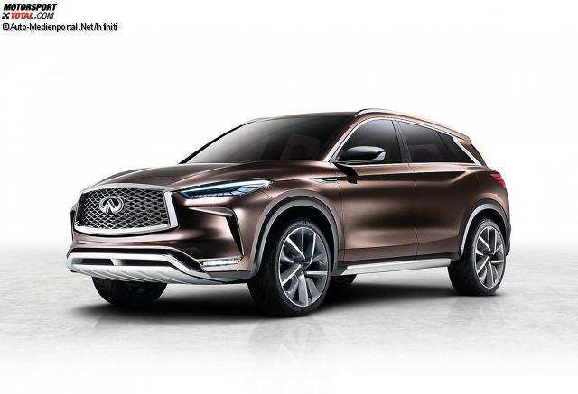 99 The The Infiniti Qx50 2019 Hybrid Concept Ratings
