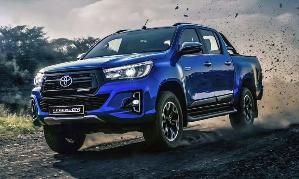 99 The The Toyota Legend 50 2019 New Interior Redesign and Review